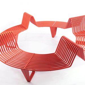 ספסלים ומושבים מעוצבים