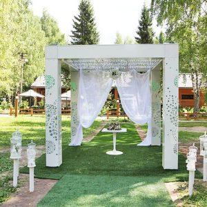 סוכך Pavilion Romanov Les