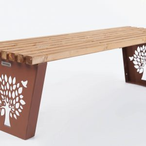 ספסל TreeART