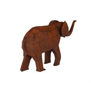 פסל מעוצב – פיל תינוק