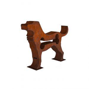 פסל מעוצב – כלב