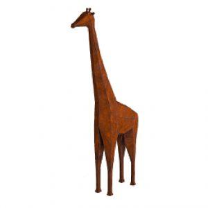 פסל מעוצב – ג'ירפה